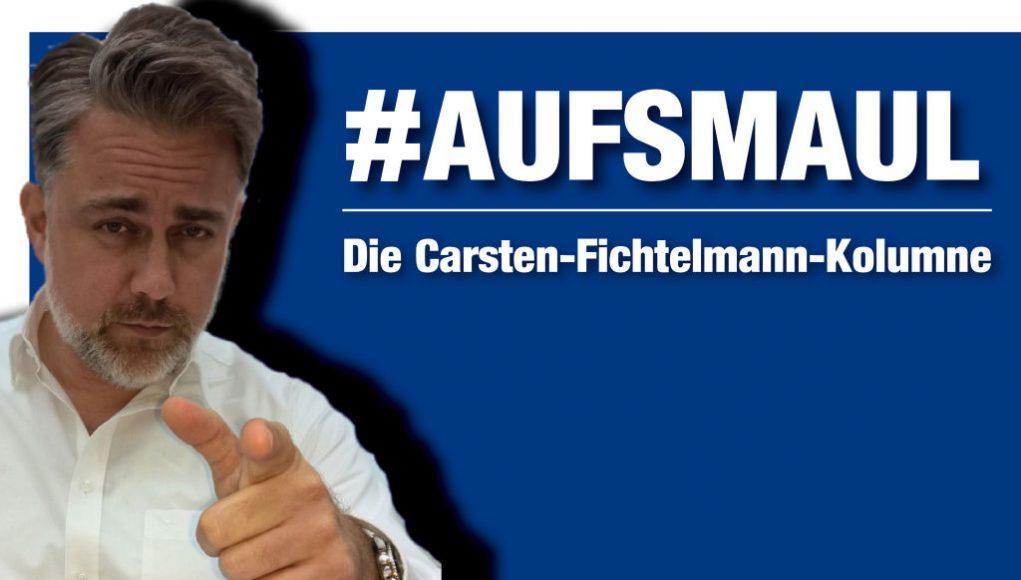In seiner Kolumne #AUFSMAUL kommentiert Carsten Fichtelmann die Lage der Games-Nation.