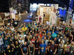 Wie schon im Vorjahr ist die Indie Arena Booth in Halle 10.1 der Gamescom zu finden.