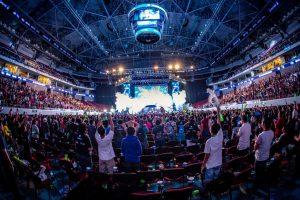 eSports-Analyse 2016: Groß-Events wie die ESL One locken Zehntausende an (Foto: ESL / Adela Sznajder)