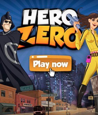 Browsergames wie Hero Zero gehören zum Portfolio der European Games Group.