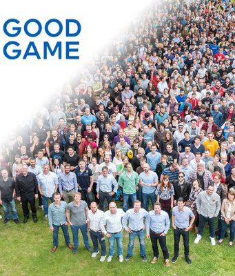 Zu Hochzeiten beschäftigte Goodgame Studios rund 1.200 Mitarbeiter (Foto: Goodgame Studios, Montage: GamesWirtschaft)