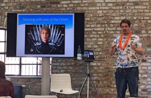 Andreas Wilsdorf erklärt, wie das Management von Goodgame Studios auf die Betriebsrat-Pläne reagierte.