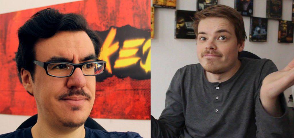 """Thomas """"Tom"""" Goik und Robin Schweiger bilden das dynamische Duo von Hooked."""