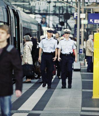 Die Polizei kümmert sich um die Sicherheit am Hauptbahnhof Köln und am Messe-Bahnhof Deutz (Foto: Bundespolizei)