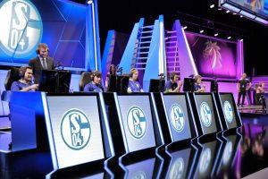 In den Relegationsspielen der League of Legends Championship Series gelang dem Schalke 04 eSports-Team kein Comeback (Foto: Schalke 04)