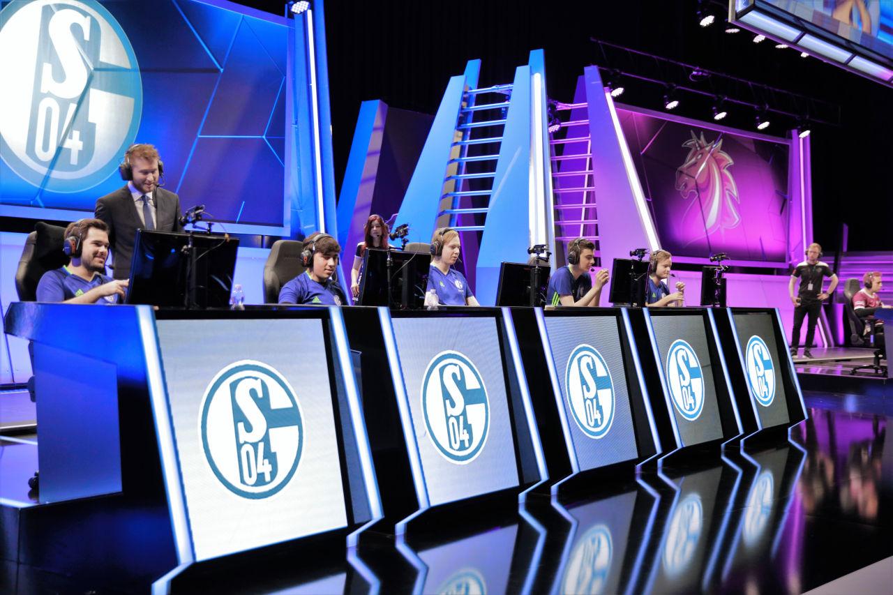 Schalke Abstieg