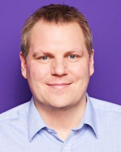 CEO Jens Begemann hat Wooga 2009 zusammen mit Philipp Moeser gegründet.