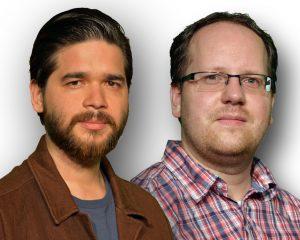 Michael Zeis (links) wird neuer Content Director bei Gameswelt. Sein Kollege Tim Lenzen verantwortet weiterhin die Chefredaktion.