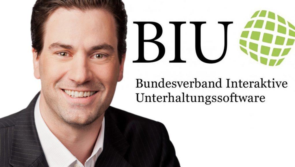 Verlässt den BIU: Geschäftsführer Maximilian Schenk.