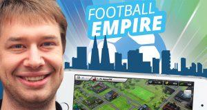 Mit seiner Neugründung Digamore und der Manager-App Football Empire will Maik Dokter den Appstore erobern.