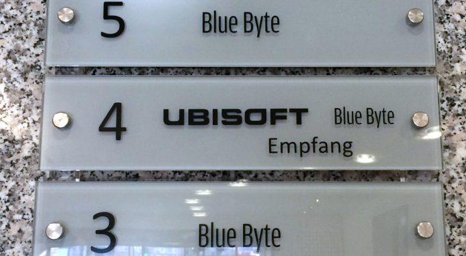 In Deutschland beschäftigen Ubisoft und die Tochter Blue Byte über 370 Mitarbeiter.
