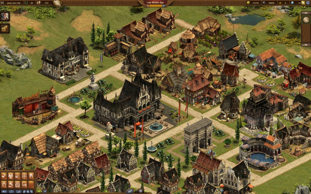 Innogames-Hit Forge of Empires (hier die Browsergames-Variante).