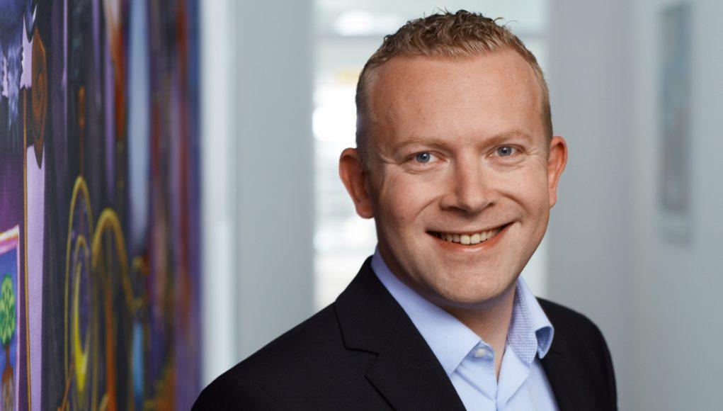 Olaf Bernhard ist Vice President Marketing bei Gameforge.