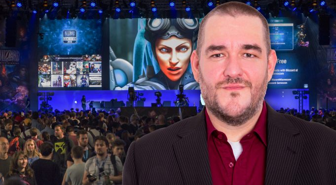 Lars Vormann ist der neue Head of Gamescom & Public Events beim BIU (Fotos: BIU / KoelnMesse)