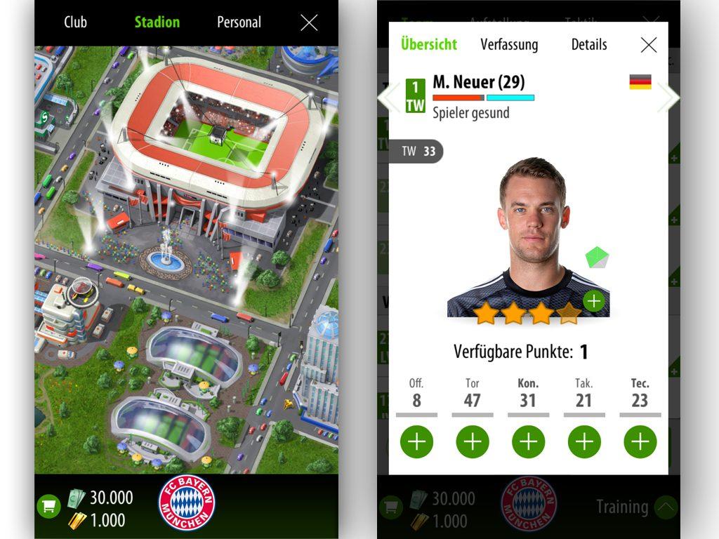 Eingestellter Fußballmanager Matchday: kein Markterfolg trotz Lizenzen.