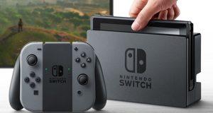 Der/die/das Nintendo Switch ist eine Kombination aus Handheld und stationärer Konsole (Foto: Nintendo)