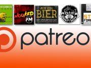 """Games-Podcasts wie """"Auf ein Bier"""", Insert Moin und Stay Forever buhlen um Patreon-Gelder."""