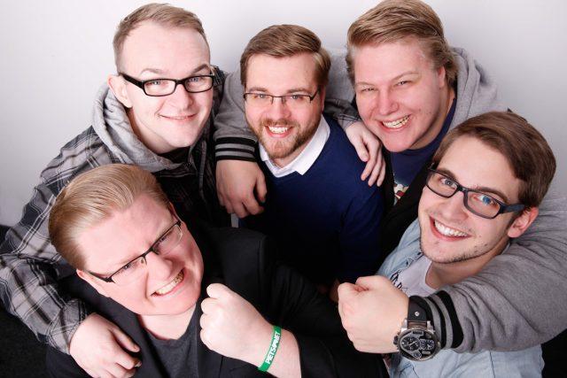 Das PietSmiet-Team: Peter