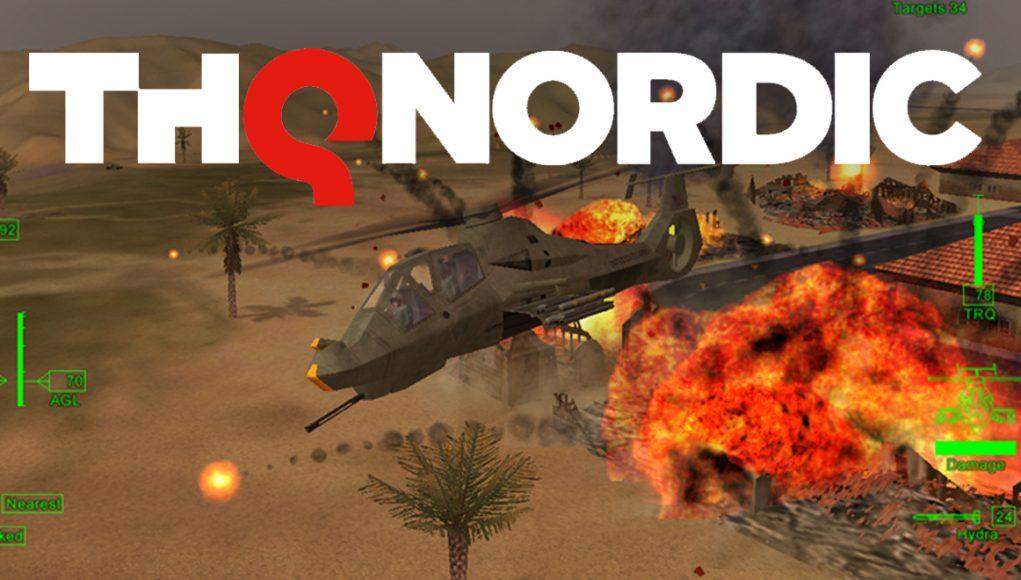 THQ Nordic erwirbt Novalogic-Marken wie Comanche.