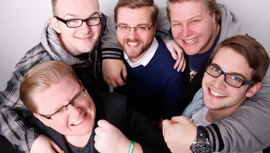 Eine der Hauptattraktionen der Arcade One im April 2017: PietSmiet