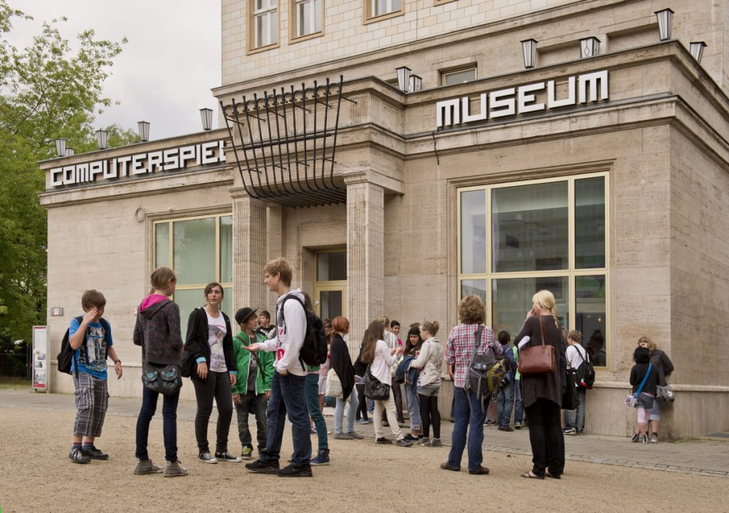 In den Archiven des Berliner Computerspielemuseums schlummern über 25.000 Datenträger (Foto: CSM Berlin / Jörg Metzner)