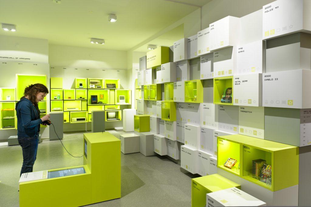 Das Computerspielemuseum gehört zu den meistbesuchten Berliner Museen (Foto: CSM)