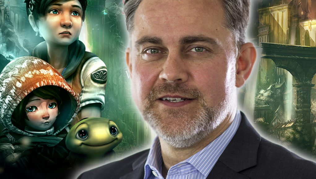 Carsten Fichtelmann ist Gründer von Daedalic Entertainment.