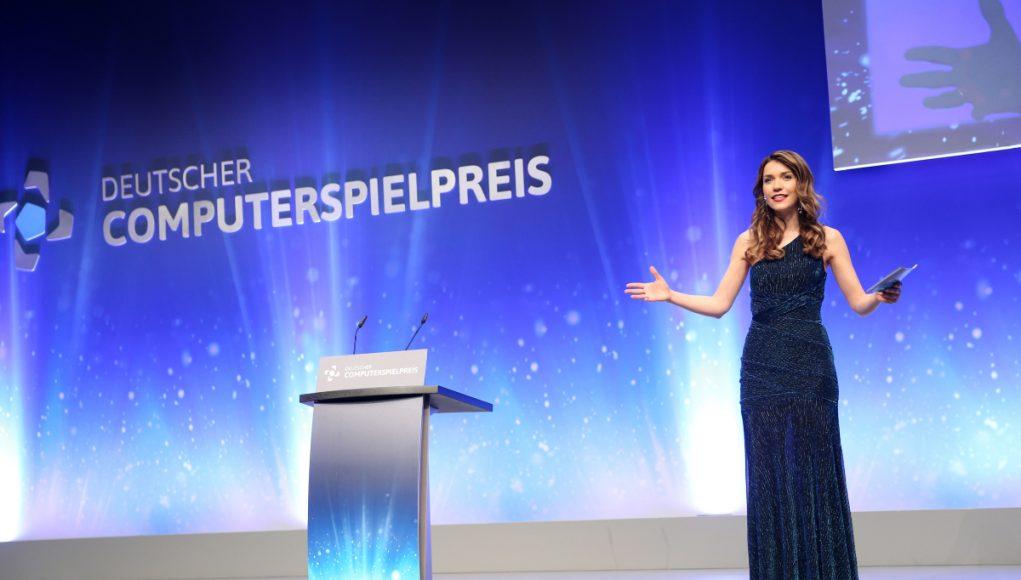 Moderierte den DCP 2016: Annett Möller (Foto: G. Schober/Getty Images)