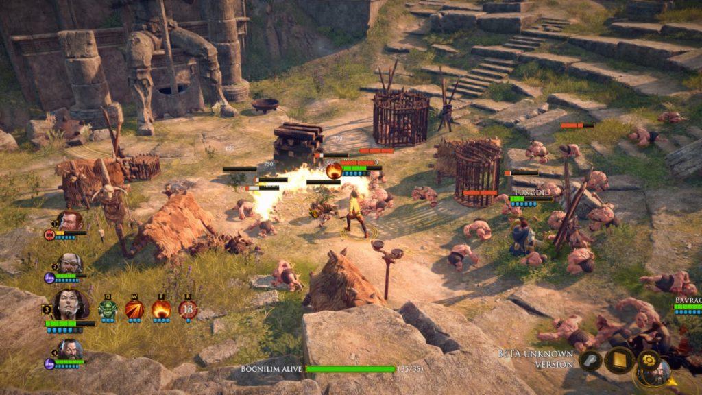 Das taktische Rollenspiel Die Zwerge erscheint am 1. Dezember 2016.