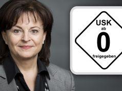 Marlene Mortler (CSU) ist die Drogenbeauftragte der Bundesregierung (Foto: BPA/Denzel)