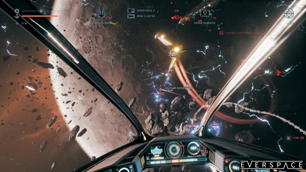 Everspace von Rockfish Games ist das bislang erfolgreichste Kickstarter-Games-Projekt aus Deutschland.