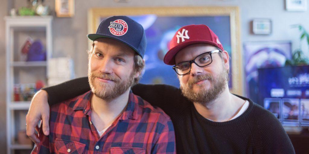 Neben Budiman und Krätschmer moderieren Nils Bomhoff und Etienne Gardé.