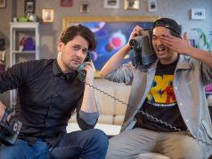 Krätschmer und Budiman: einst Game One, jetzt Game Two