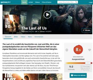 Wird demnächst komplett abgeschaltet: das Spielebewertungs-Portal Gamespilot.de.