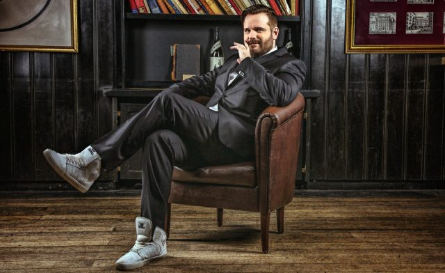 "Erik Range alias Gronkh ist Deutschlands bekanntester Letsplayer (Foto: Andreas ""eosAndy"" Krupa)"