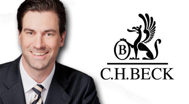 Demnächst Verlagsleiter bei C. H. Beck in München: Noch-BIU-Geschäftsführer Maximilian Schenk