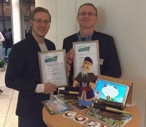 Mika Reuter und Markus Schütze von Kasaa Health