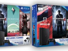 Die PlayStation 4 Bundles enthalten unter anderem den Blockbuster Uncharted 4: A Thief's End.