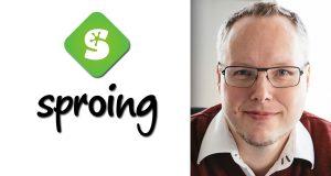 Sproing-Gründer und CEO Harald Riegler