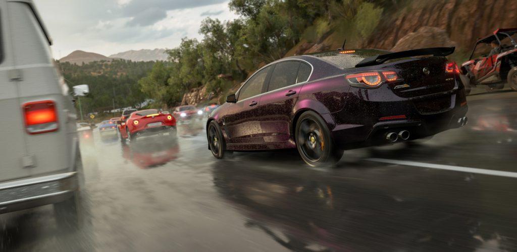 Gilt als eines der gelungensten Rennspiele der vergangenen Jahre: Forza Horizon 3 ist exklusiv für die Xbox One erhältlich.