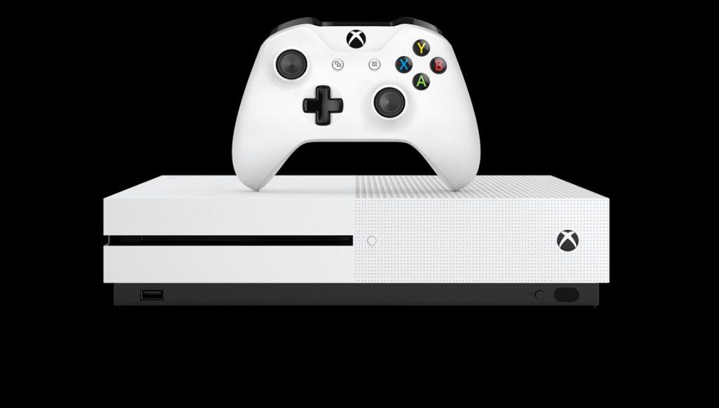 Die weiße Xbox One S hat im August 2016 die Xbox One abgelöst.