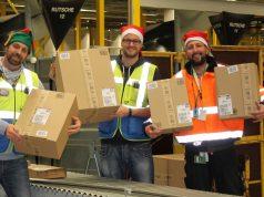 Amazon-Logistikzentrum in Koblenz: Auf Nicht-Prime-Kunden kommen ab sofort höhere Versandkosten zu (Foto: Amazon)