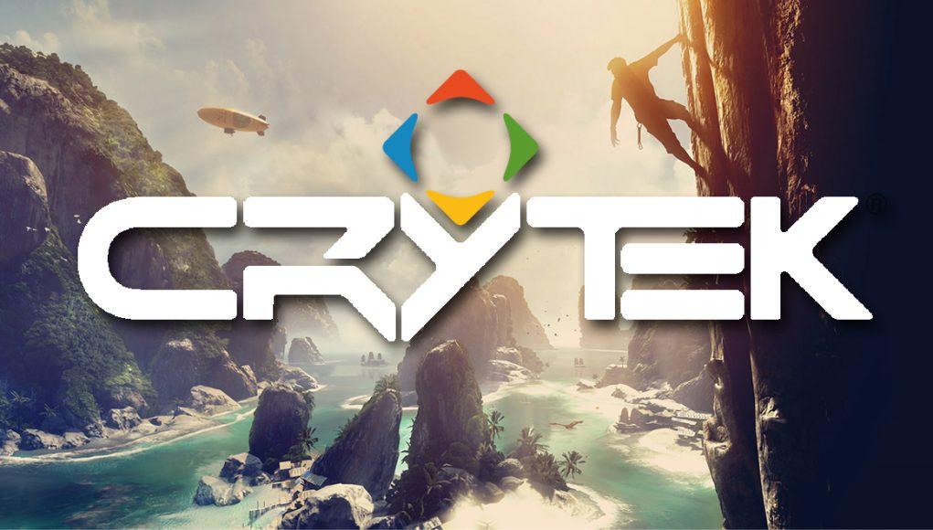 Szene aus der Crytek-VR-Neuheit