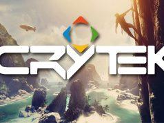 """Szene aus der Crytek-VR-Neuheit """"The Climb"""""""