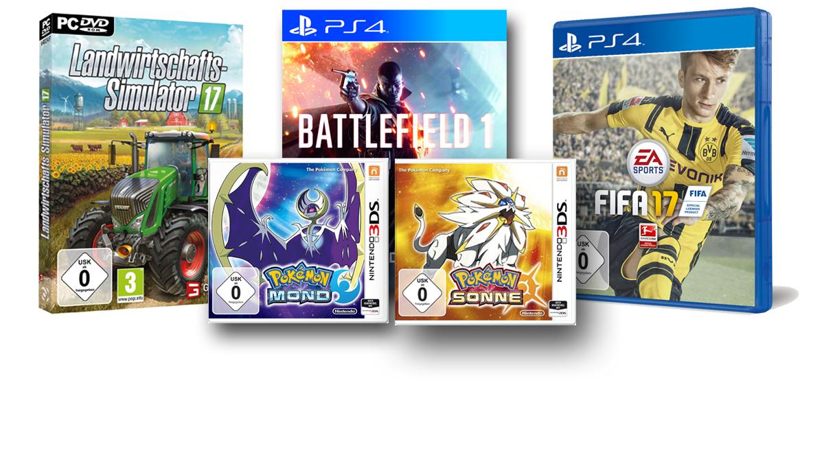 Videospiele Von 2021