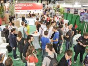 2016 trat NRW noch solo bei der Gamescom auf - 2017 streben die acht Games-Netzwerke einen gemeinsamen Auftritt an (Foto: KoelnMesse)