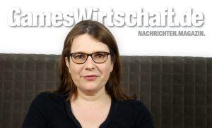 Petra Fröhlich ist Gründerin und Chefredakteurin von GamesWirtschaft.