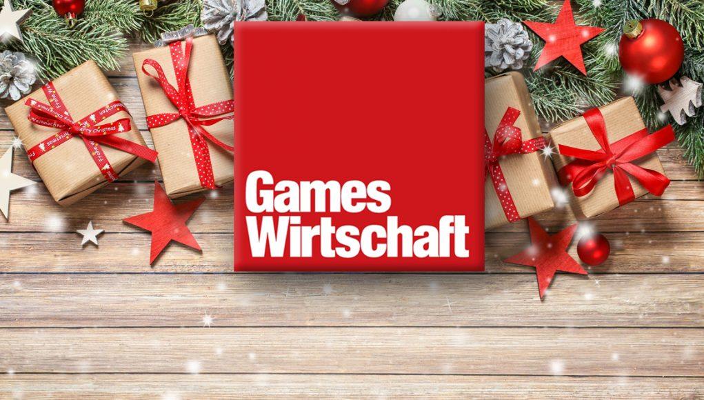 GamesWirtschaft wünscht frohe Weihnachten (Grafik: Fotolia)