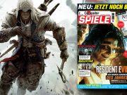 Die Relaunch-Ausgabe von Computer Bild Spiele (Abbildung: Computer Bild Spiele)
