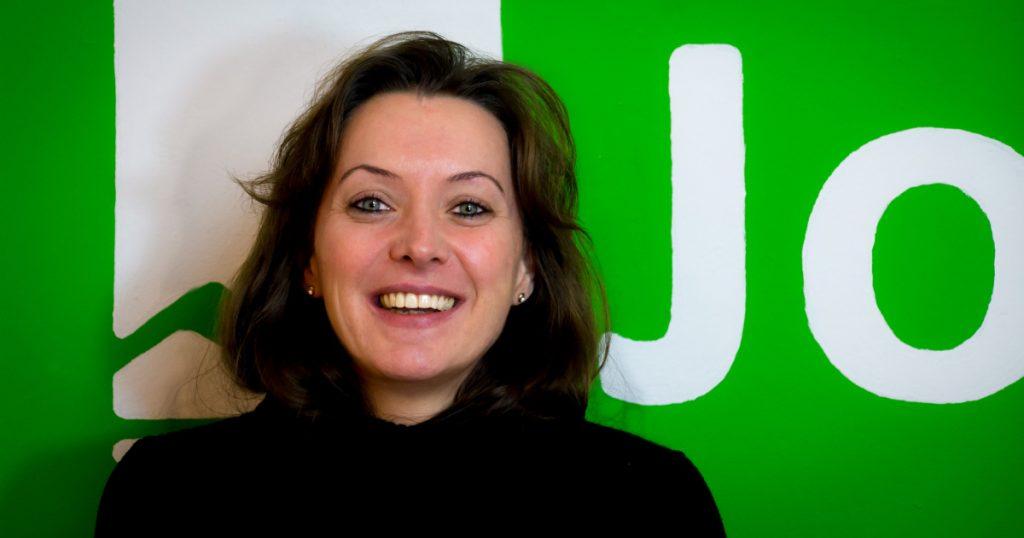 Cornelia Geppert, CEO und Gründerin von Jo-Mei-Games